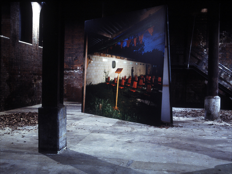 AnnabelElgar, Installations, 02, The Wapping Project